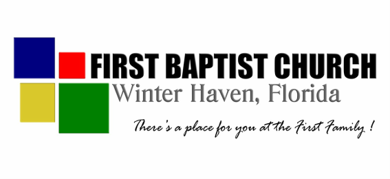 FIRST BAPTIST CHURCH, Winter Haven, FL